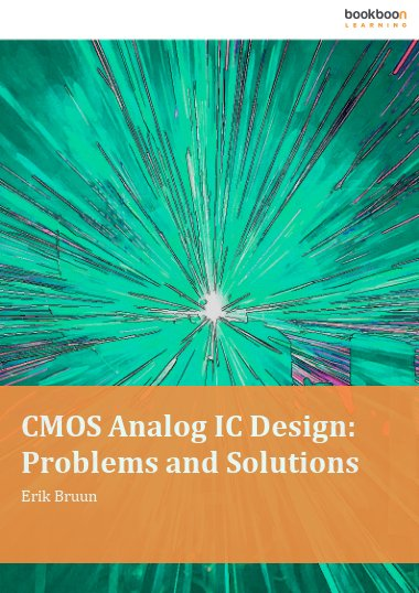 CMOS Analog IC Design: Problems and Solutions