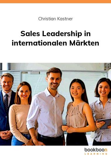 Sales Leadership in internationalen Märkten