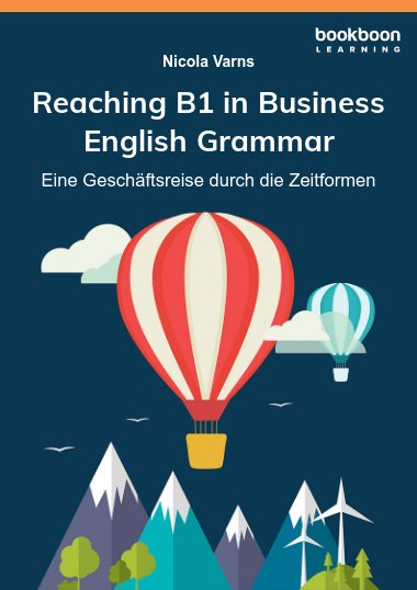Reaching B1 in Business English Grammar