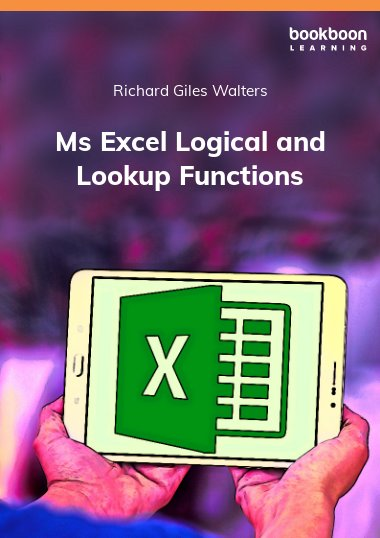 Ms Excel Logical and Lookup Functions