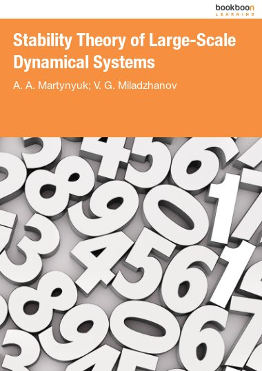 Stability Theory of Large-Scale Dynamical Systems