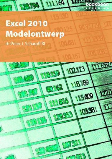 Excel 2010 Modelontwerp