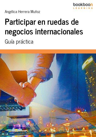 Participar en ruedas de negocios internacionales