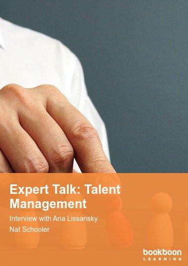 Expert Talk: Talent Management