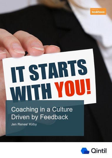 Coaching in a Culture Driven by Feedback