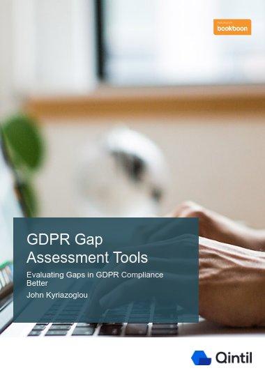 GDPR Gap Assessment Tools