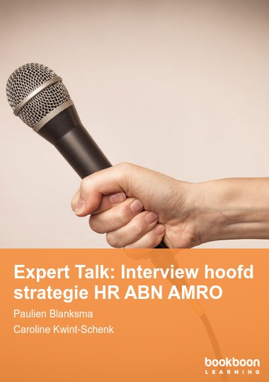 Expert Talk: Interview hoofd strategie HR ABN AMRO