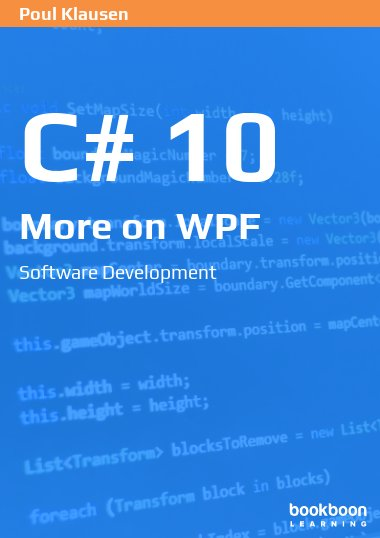 C# 10: More on WPF