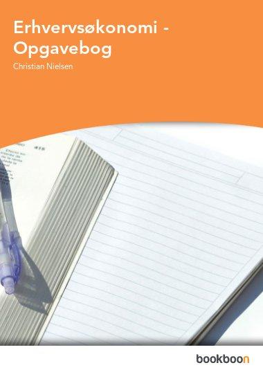 Erhvervsøkonomi - Opgavebog