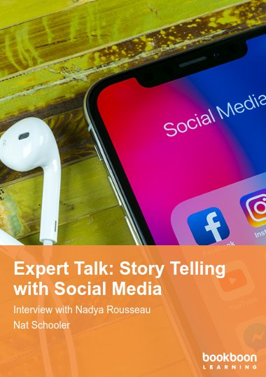 Expert Talk: Story Telling with Social Media