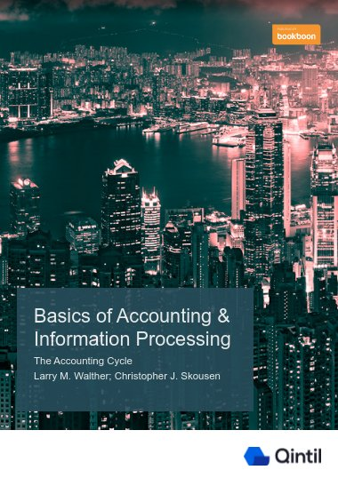 Basics of Accounting & Information Processing