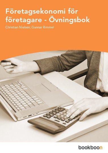 Företagsekonomi för företagare - Övningsbok