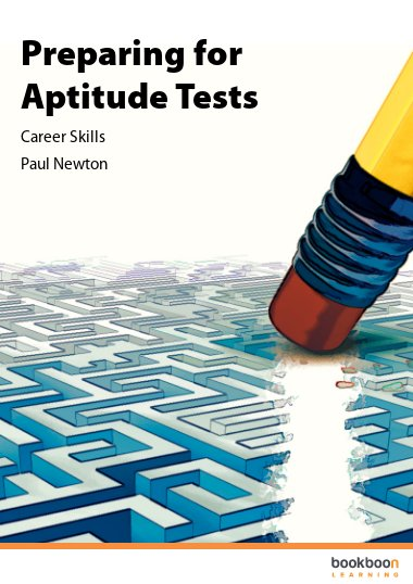 Preparing for Aptitude Tests