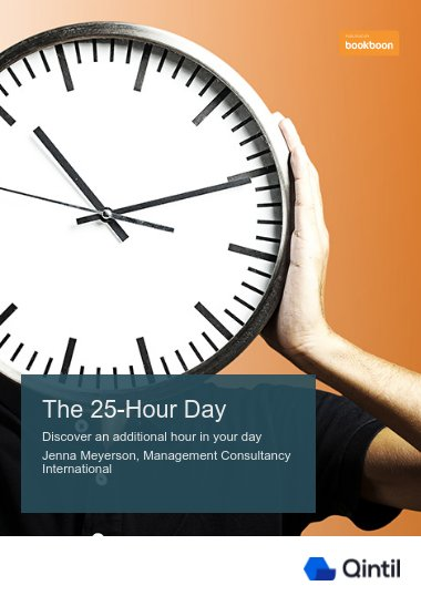 The 25-Hour Day