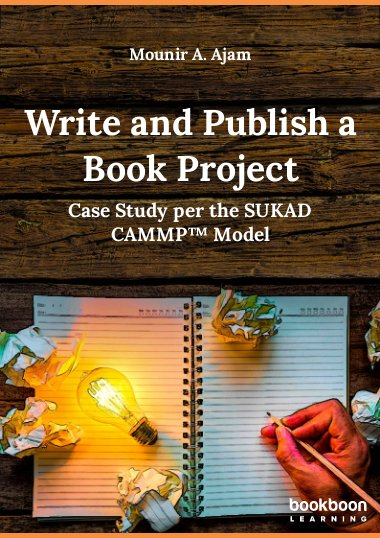 Write and Publish a Book Project
