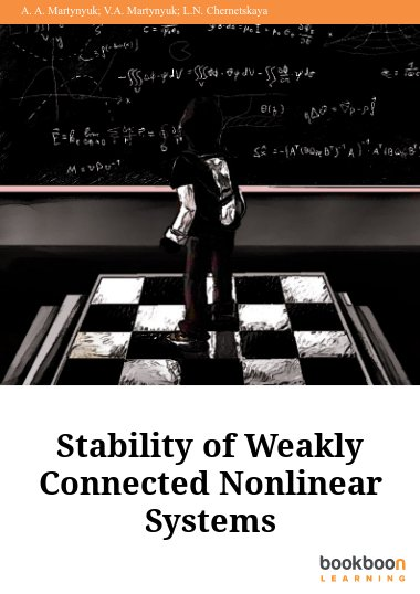 Stability of Weakly Connected Nonlinear Systems