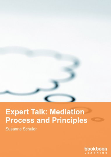 Expert Talk: Mediation Process and Principles