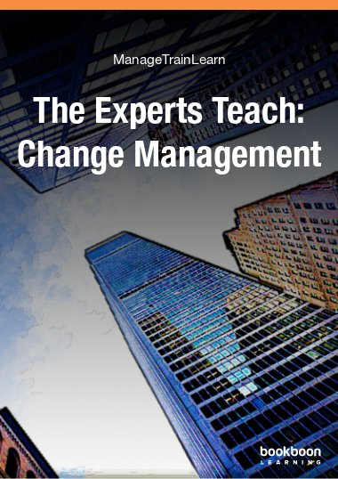 The Experts Teach: Change Management