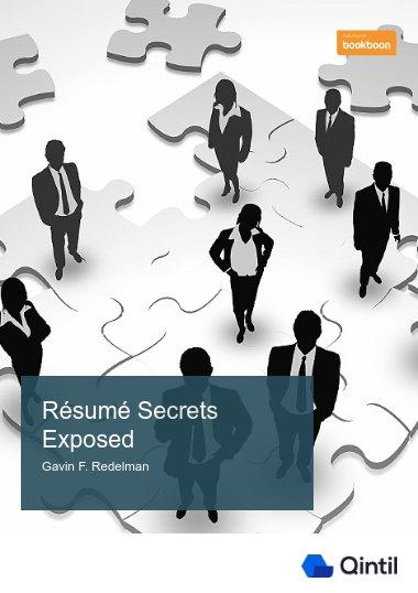 Résumé Secrets Exposed
