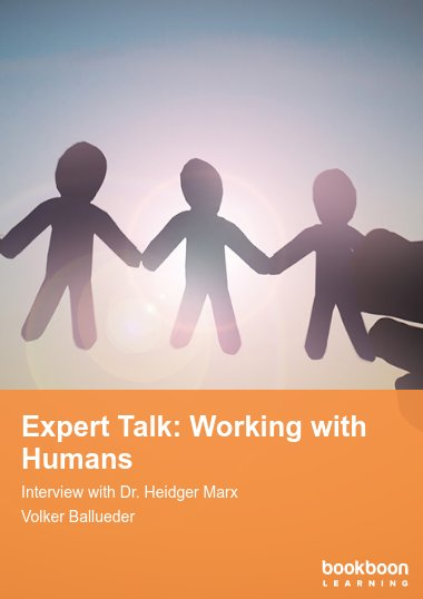 Expert Talk: Working with Humans