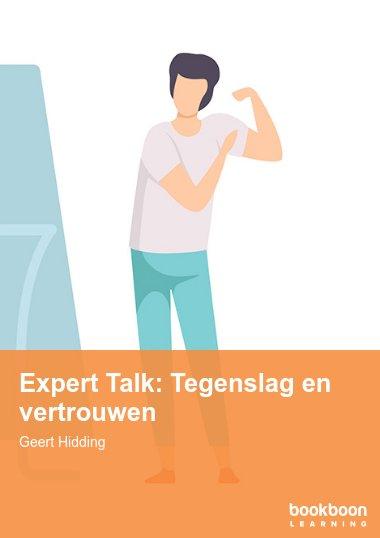 Expert Talk: Tegenslag en vertrouwen