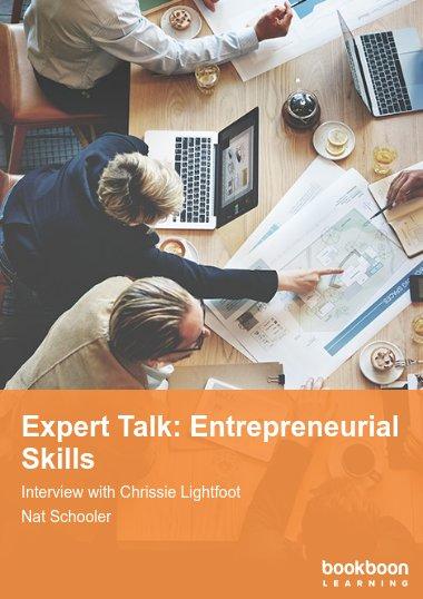 Expert Talk: Entrepreneurial Skills