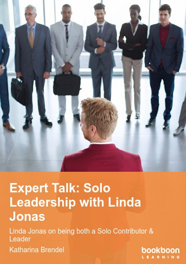 Expert Talk: Solo Leadership with Linda Jonas