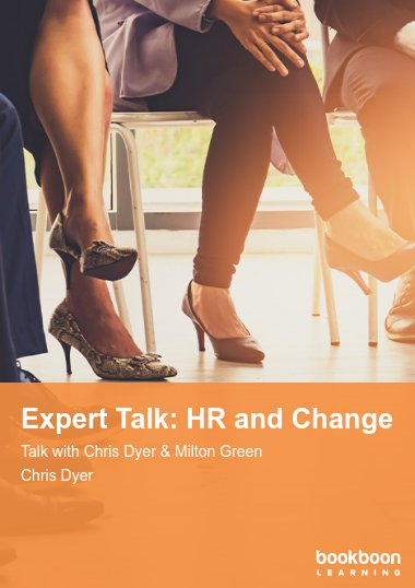 Expert Talk: HR and Change