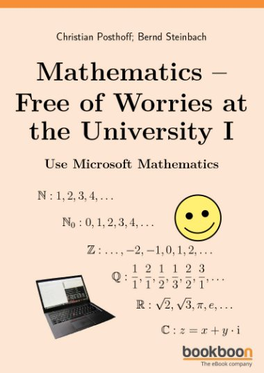 Mathematics - Free of Worries at the University I