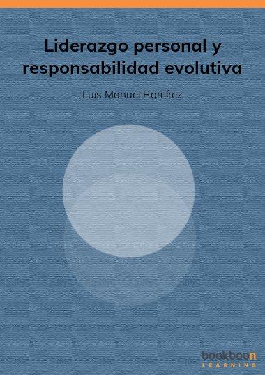 Liderazgo personal y responsabilidad evolutiva