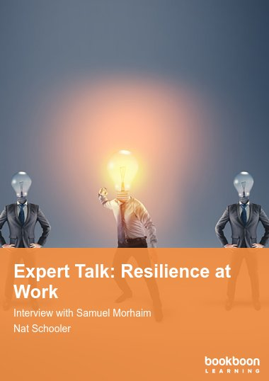 Expert Talk: Resilience at Work