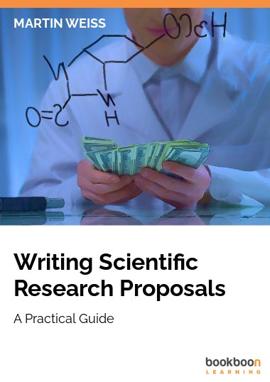 Writing Scientific Research Proposals