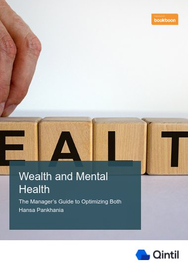 Wealth and Mental Health