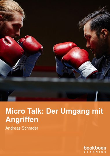 Micro Talk: Der Umgang mit Angriffen