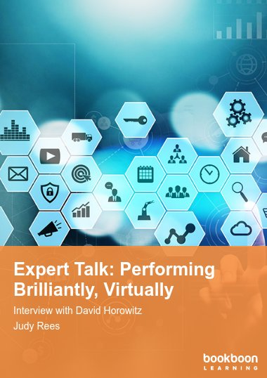 Expert Talk: Performing Brilliantly, Virtually