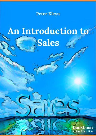 An Introduction to Sales