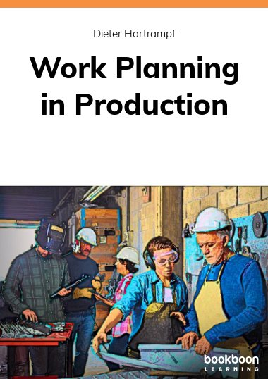 Work Planning in Production