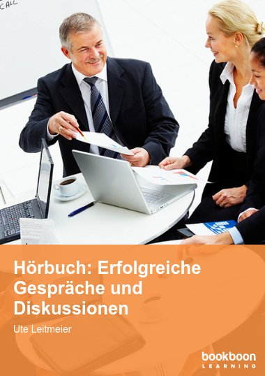 Hörbuch: Erfolgreiche Gespräche und Diskussionen