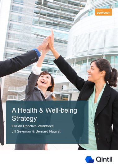 A Health & Well-being Strategy