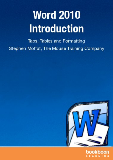 Word 2010 Introduction