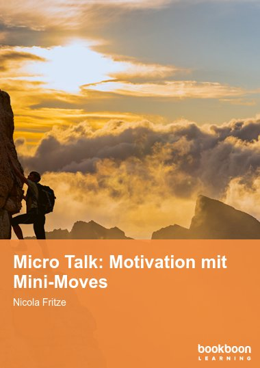 Micro Talk: Motivation mit Mini-Moves