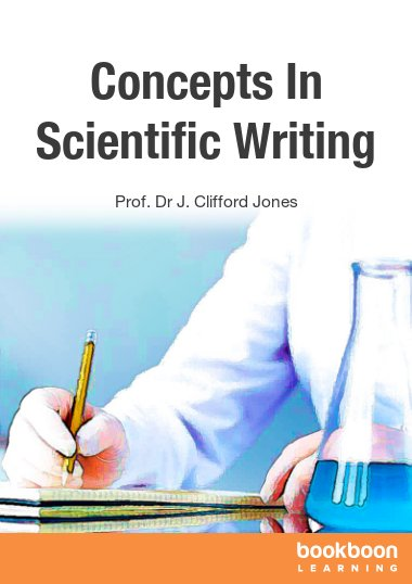 Concepts In Scientific Writing