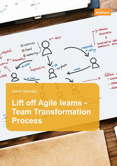 Lift off Agile teams - Team Transformation Process