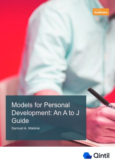 Models for Personal Development