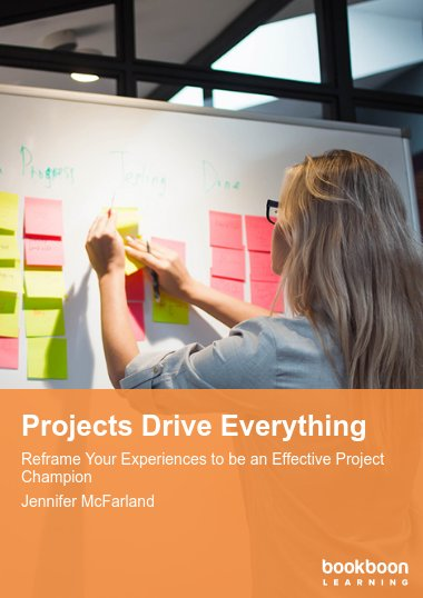 Projects Drive Everything