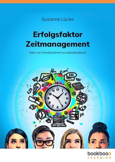 Erfolgsfaktor Zeitmanagement