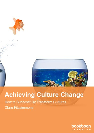 Achieving Culture Change