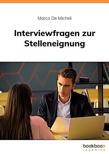 Interviewfragen zur Stelleneignung