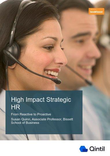 High Impact Strategic HR