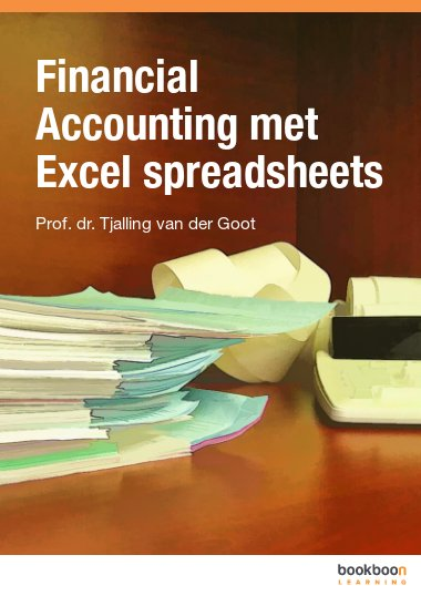 Financial Accounting met Excel spreadsheets